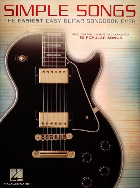 Simple Songs: The Easiest Easy Hal Leonard