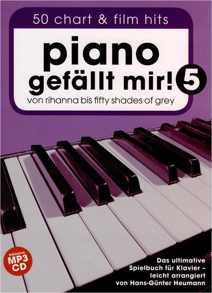 Bosworth Piano Gefällt Mir! 5 Ring+CD