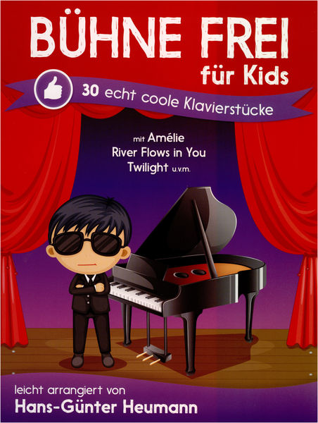 Bosworth Bühne frei for Kids -Echt cool