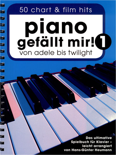 Bosworth Piano Gefällt Mir! Vol.1 Ring