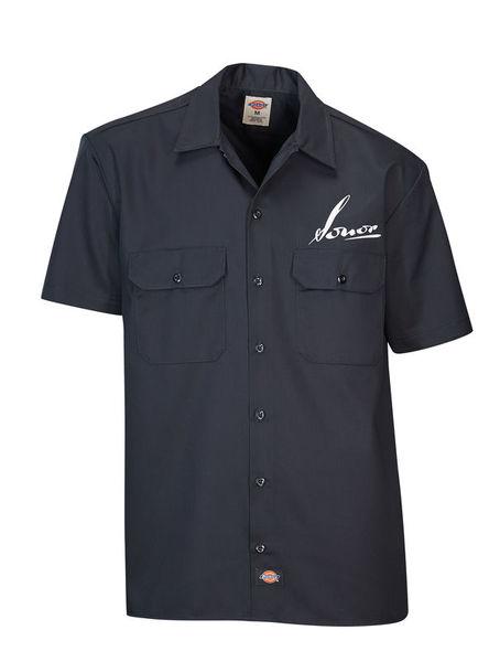 Sonor Worker Shirt Black L