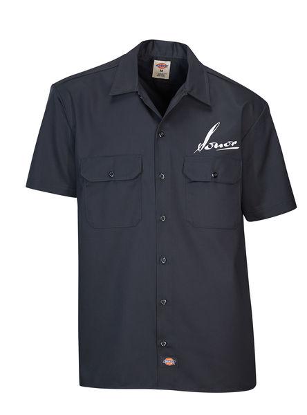 Sonor Worker Shirt Black XL