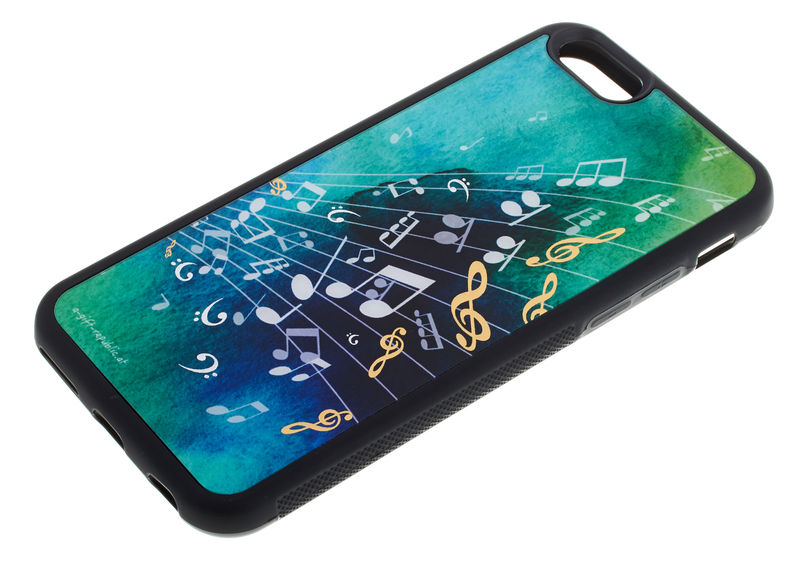 A-Gift-Republic iPhone 6 Backcover Sheet Music