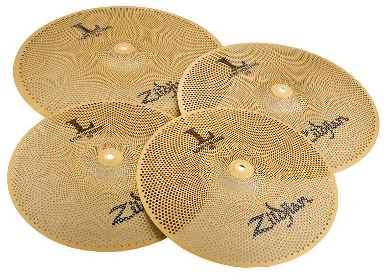 L80 Low Volume 468 Box Set Zildjian