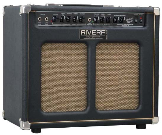 Rivera Clubster Royale 25-112 Black