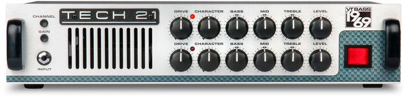 Tech 21 VT 1969 Bass Amp