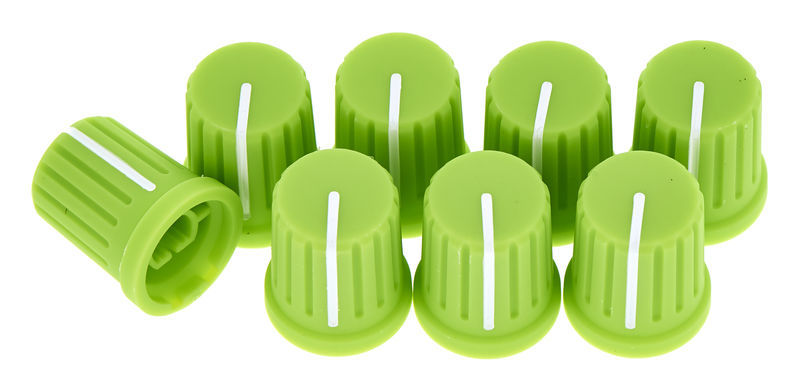 Reloop Knob Cap Set - Green
