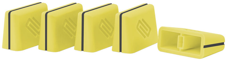 Reloop Fader Cap Set - Yellow