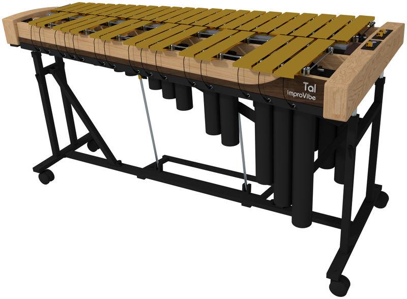 TAL ImproVibe 3 octaves Midi
