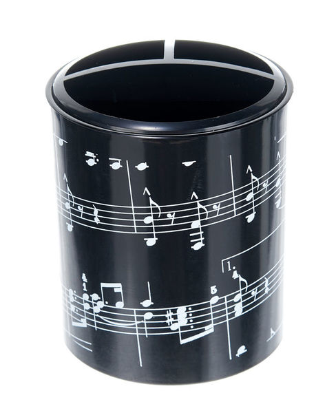 A-Gift-Republic Pencil Box Sheet Music Black