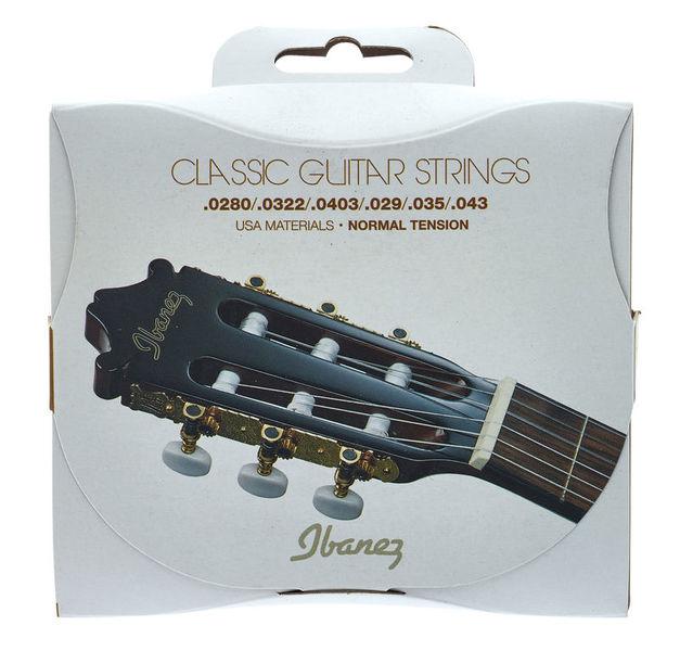 Ibanez ICLS6NT Classguitar String Set