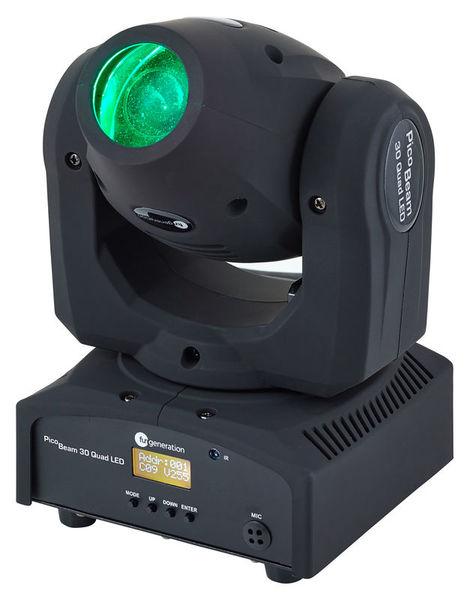 PicoBeam 30 Quad LED Fun Generation