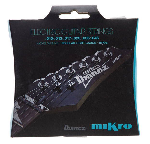 Ibanez IEGS61MK E-Guitar String Set