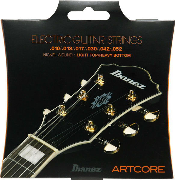 Ibanez IEGS62 E-Guitar String Set