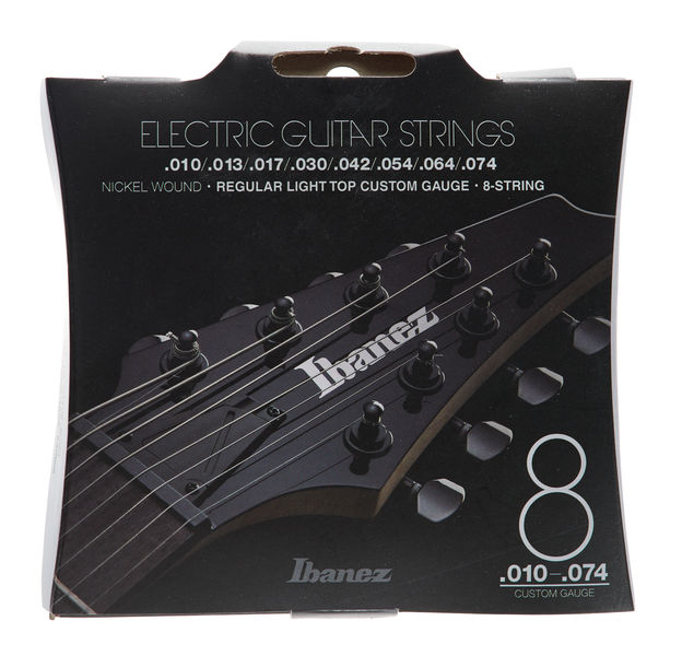 Ibanez IEGS81 E-Guitar String Set 010