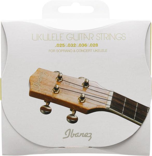 Ibanez IUKS4 Ukulele String Set
