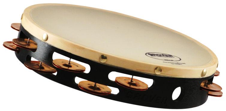 Grover Pro Percussion Tambourine T2/BC-X
