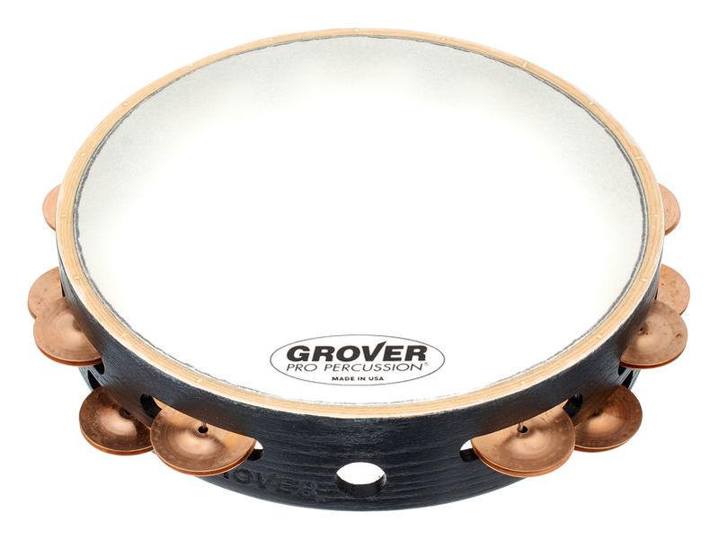Grover Pro Percussion T2/BC-X Tambourine