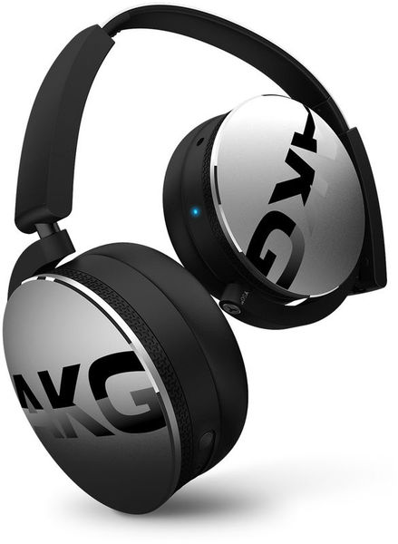 AKG by Harman Y-50BT Silver