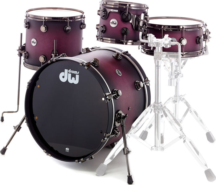 DW Lacquer Specialty Purple Black