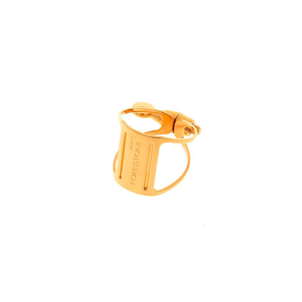 Forestone Ligature Alto Sax gold plated