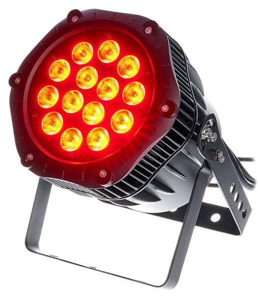 LED PAR 14x8W RGBW IP65 Varytec