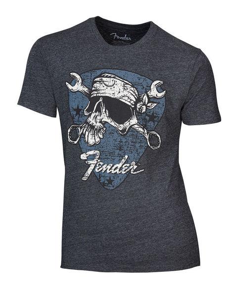 Fender T-Shirt David Lozeau Black M