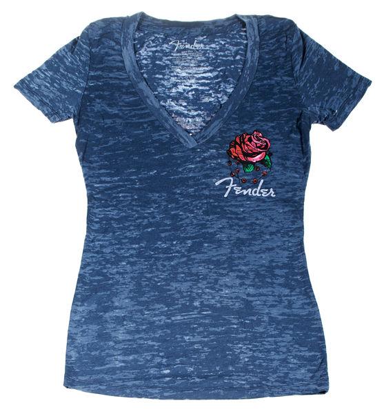 Fender T-Shirt Woman David Lozeau S