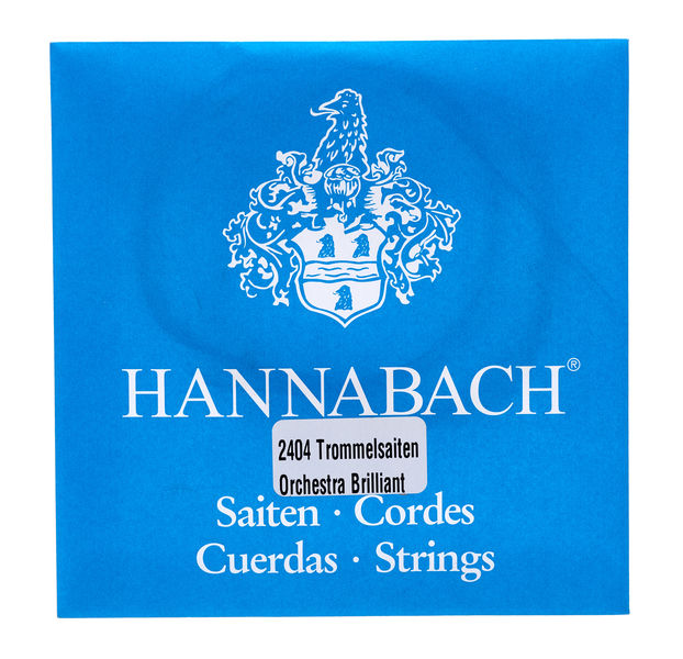 Hannabach 2404 snare string mod. Dresden