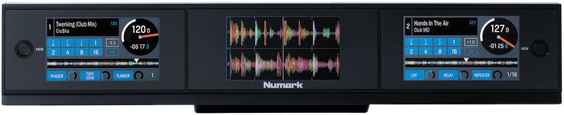 Numark NS7 II Display