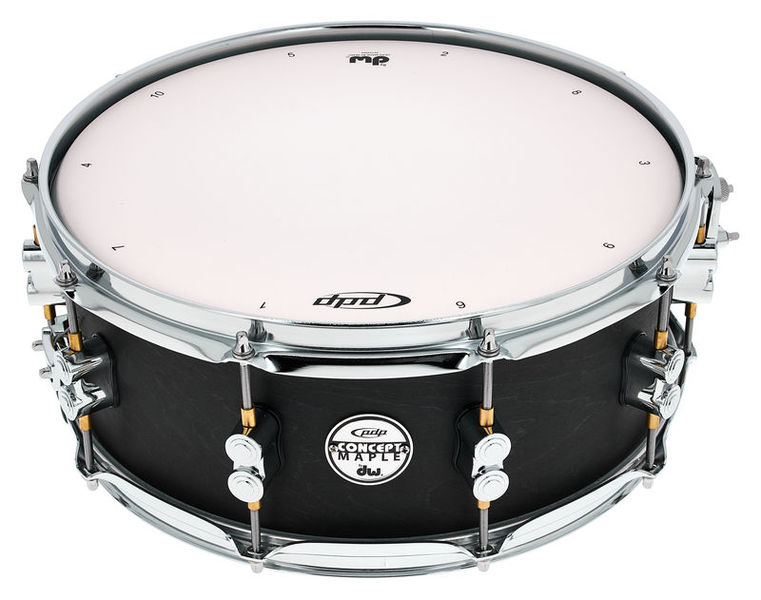 "DW PDP 14""x5,5"" Black Wax Snare"
