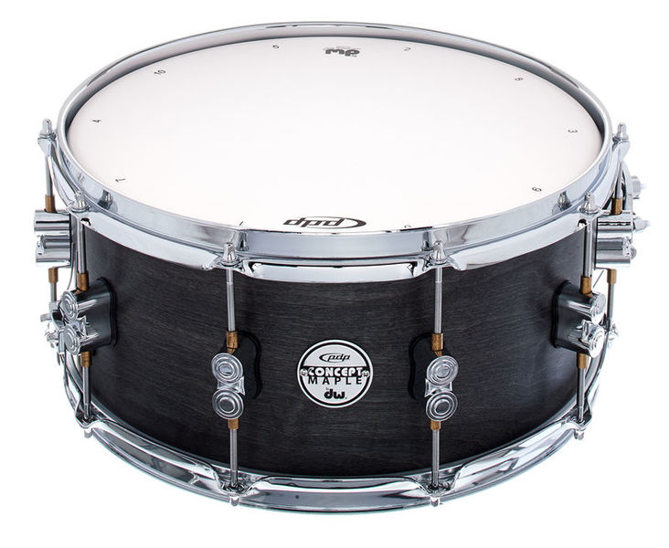 "DW PDP 14""x6,5"" Black Wax Snare"
