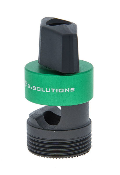 "9.solutions QM Receiver to 3/8"" Gag"