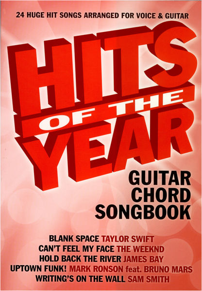 Hal Leonard Hits of the Year Guitar