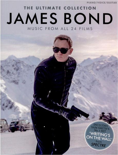 James Bond Collection Wise Publications