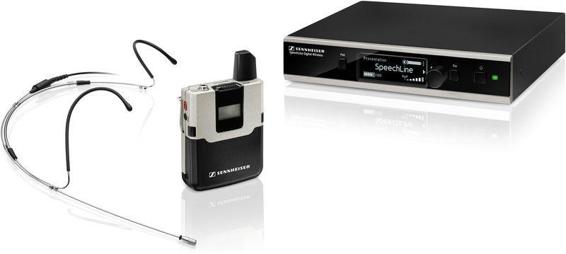 Sennheiser SL Headmic Set DW-3 EU R