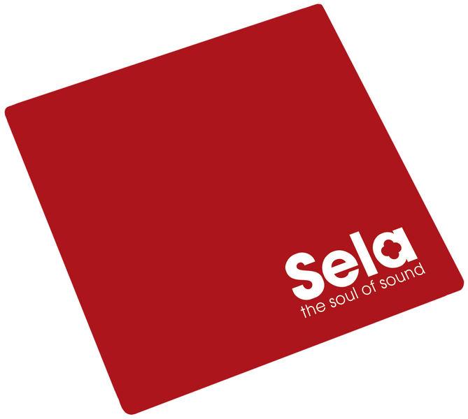 Sela SE 039 Cajon Pad Red