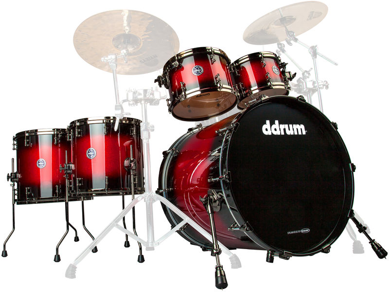 DDrum 10th Anniversary Drum Kit LTD