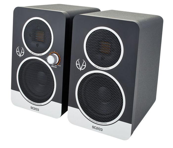 SC203 EVE audio