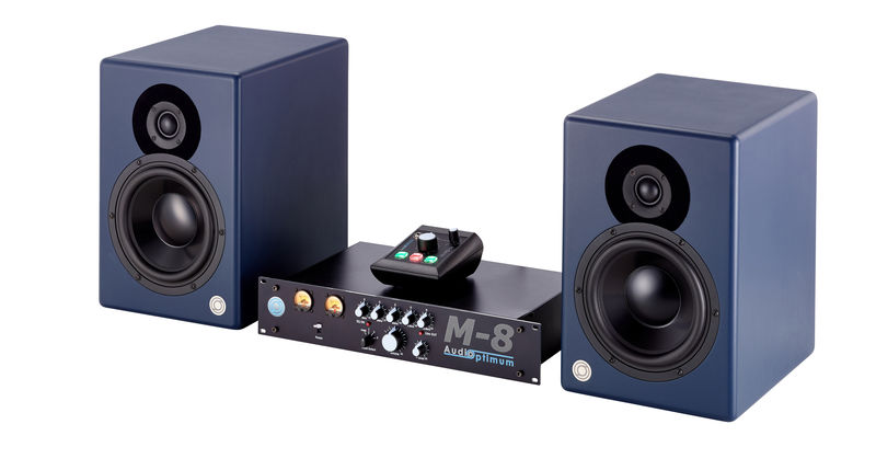 Audio Optimum M-8