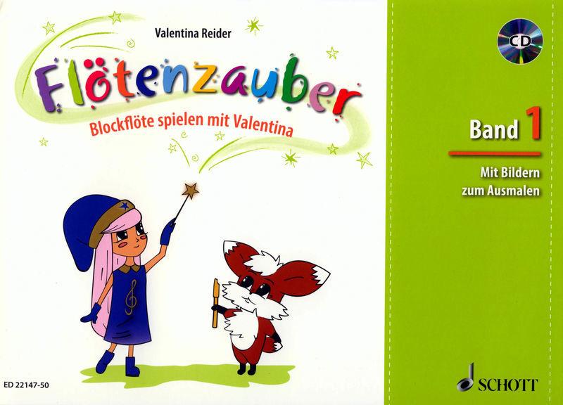 Schott Flötenzauber 1 +CD