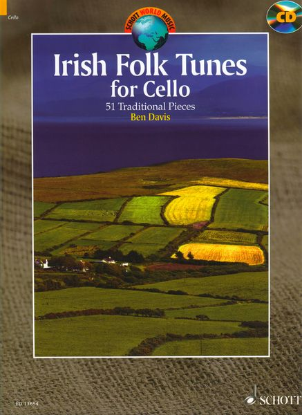 Schott Irish Folk Tunes for Cello