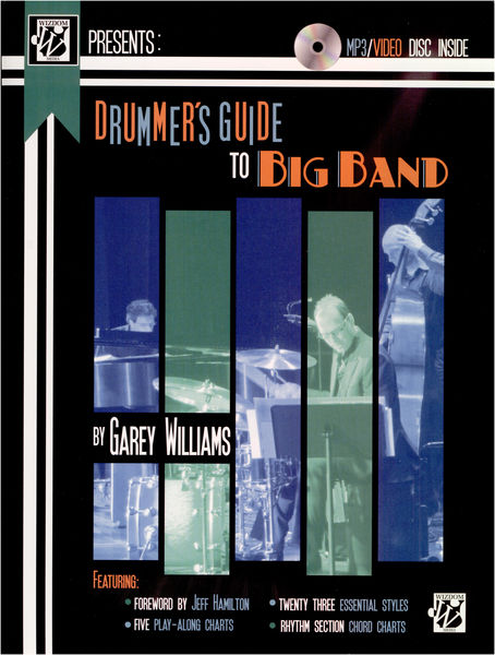 Alfred Music Publishing Drummers Guide to Big Band