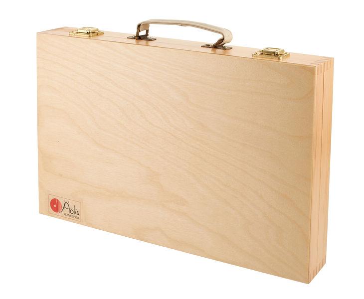 Äolis Klangspiele Munkepunk Wooden Case