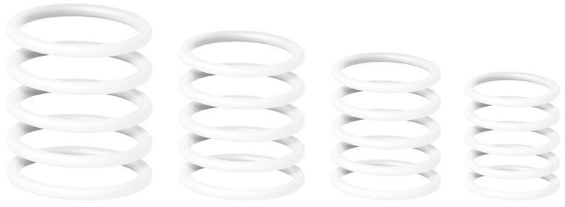 Gravity Ring Pack WHT 1