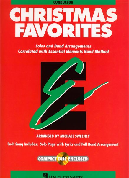 Hal Leonard Christmas Favorites Score