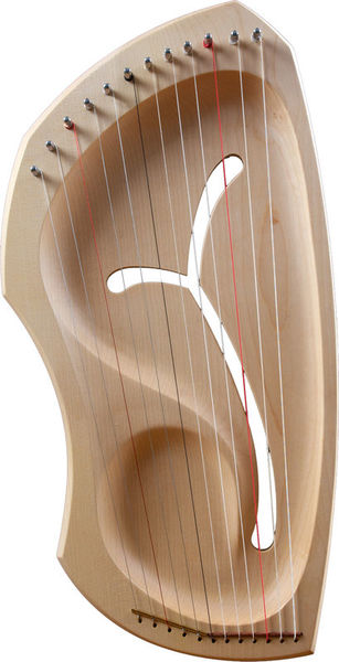 Auris Diatonic Lyre 12 Strings