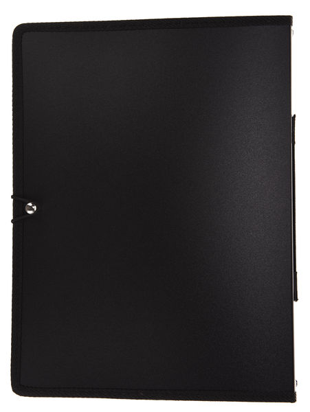 Music Sales Mapac Choir Folder Black