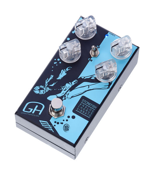 Greenhouse Effects Stonefish Chorus Vibrato