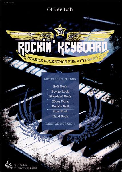 Purzelbaum Verlag Rockin` Keyboard